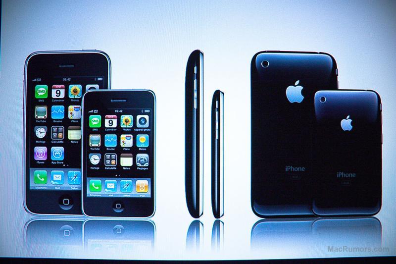 iPhone Nano Rumor Image