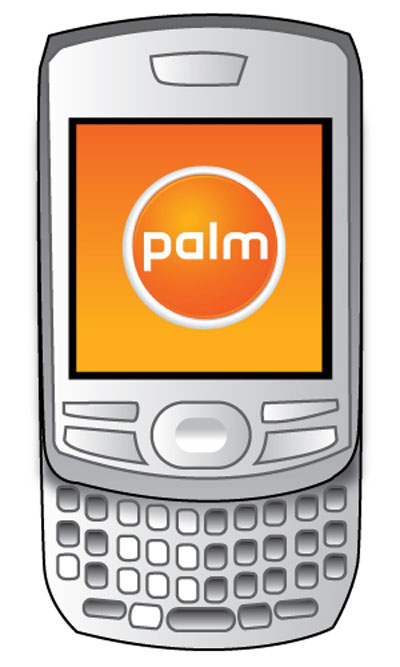 Palm Nova Hardware Mockup