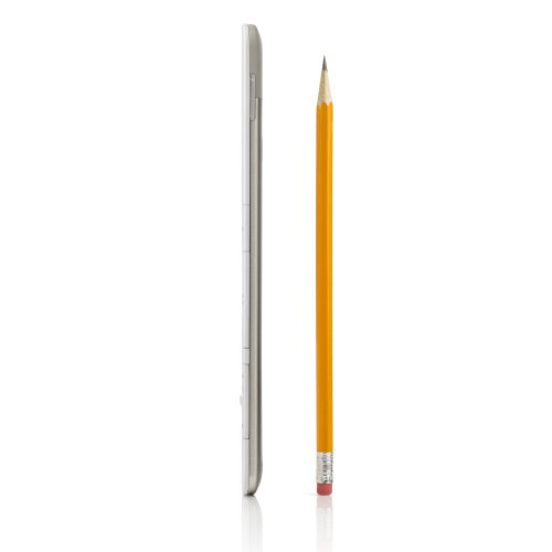 Amazon Kindle Next to Pencil