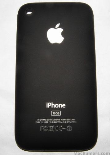 iPhone Matte Back 2