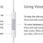 3rd Gen iPod Shuffle Earbud Controls