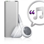 iPod Shuffle VoiceOver